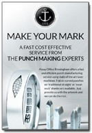 Punchmark & Logo Mark Leaflet